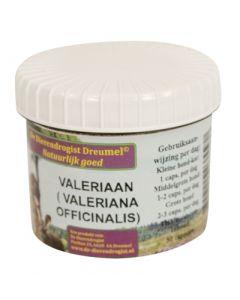Dierendrogist Valeriaan/hop Capsules 50 Stuks