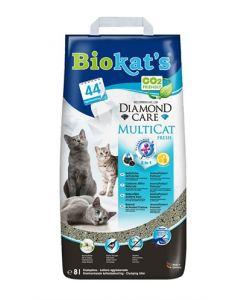 Biokat's Diamond Care Multicat 8 Ltr