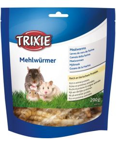 Trixie Meelwormen Gedroogd 200 Gr