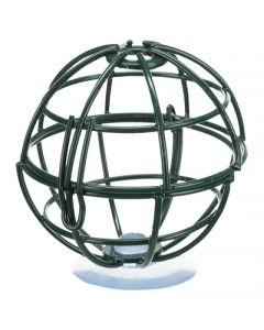 Trixie Mezenbolhouder Voor Raam Metaal Donkergroen 7x7x7 Cm