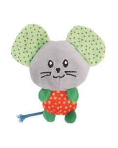 Rosewood Little Nippers Mighty Muis Met Catnip 10,5x10x3,5cm
