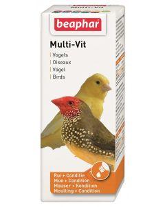 Beaphar Multi-vit Vogel 50 Ml
