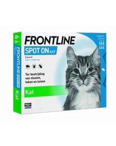 Frontline Kat Spot On 6 Pipet