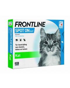 Frontline Kat Spot On 4  Pipet
