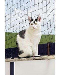 Karlie Kattenbeschermnet Zwart 3x6 Mtr
