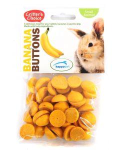 Critter's Choice Banana Buttons 40 Gr