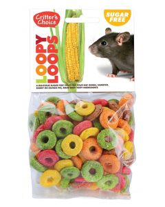 Critter's Choice Loopy Loops 50 Gr