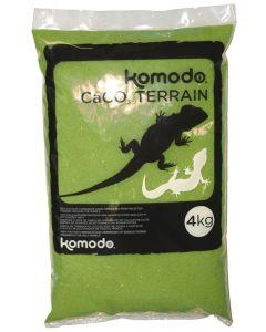 Komodo Caco Zand Groen 4 Kg