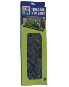 Juwel Filtercover Stone Granite 55x18 Cm