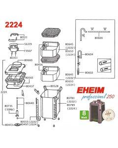 Eheim Filterpot Voor 2224