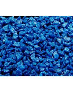 Aqua-della Glamour Steen Oceaan Blauw 6-9 Mm 2kg