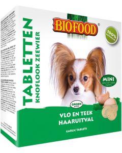 Biofood Hondensnoepjes Zeewier Bij Vlooien Zeewier Voor Kleine Honden