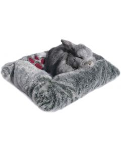 Snuggles Pluche Mand / Bed  Knaagdier 43x33 Cm