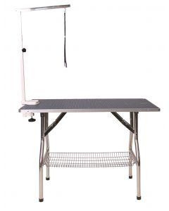 Tools-2-groom Trimtafel Opvouwbaar Met Beugel 110x60x78 Cm