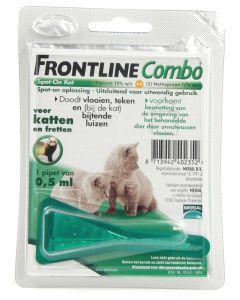Frontline Combo Kittenpakket 1 Pipet