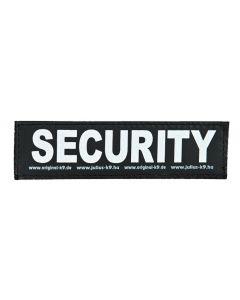 Julius K9 Labels Voor Power-harnas / Tuig Security Large
