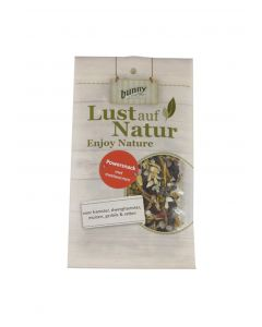 Bunny Nature Power Snack Met Meelwormen 80 Gr