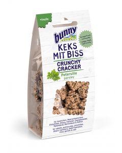 Bunny Nature Crunchy Cracker Peterselie 50 Gr