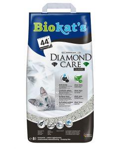 Biokat's Kattenbakvulling Diamond Care Classic 8 Ltr