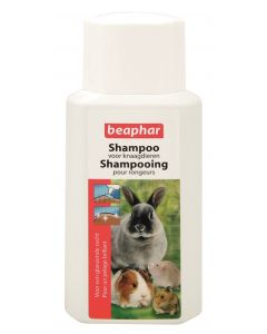 Beaphar Knaagdiershampoo 200 Ml