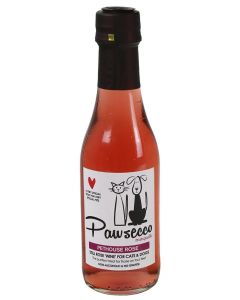 Luxury Pawsecco Penthouse Rose Wijn 250 Ml