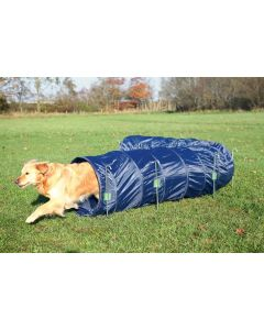 Trixie Dog Activity Agility Basis Tunnel Blauw 60 Cmx5 Mtr