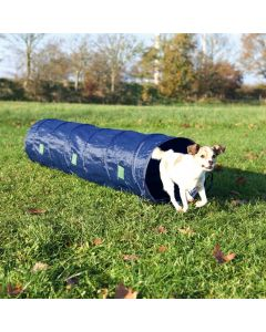 Trixie Dog Activity Agility Tunnel Blauw 40 Cmx2 Mtr