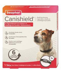 Beaphar Canishield Hond Kleine / Middel 48 Cm