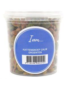 I Am Kattensnoep Zalm / Groenten 70 Gr