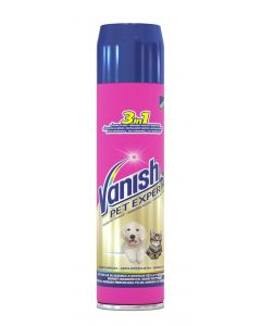 Vanish Pet Expert Schuim 600 ml