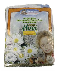 Pets Own Choice Hooi Kamille 500 Gr