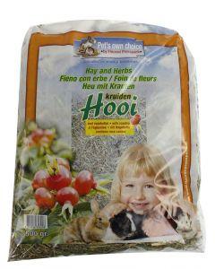 Pets Own Choice Hooi Rozenbottel 500 Gr