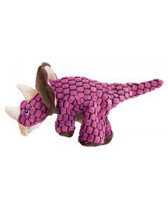 Kong Dynos Triceratops Roze 37x18x37 Cm