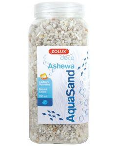 Zolux Aquasand Ashewa Grind Wit 750 Ml