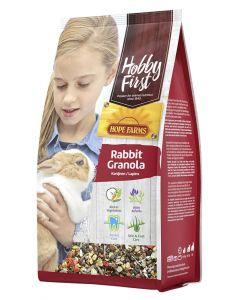 Hobbyfirst Hopefarms Rabbit Granola 800 Gr