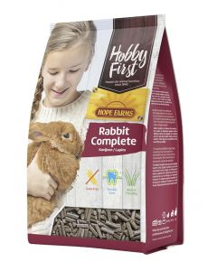 Hobbyfirst Hopefarms Rabbit Complete 3 Kg