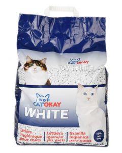 Catokay White Kattenbakvulling 20 Ltr