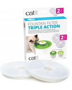 Catit Triple Action Filter 2 St