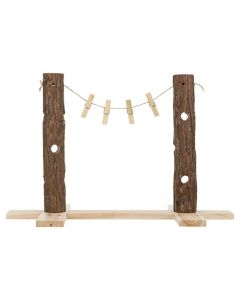 Trixie Natural Living Voerboom Duo 53x25x34 Cm