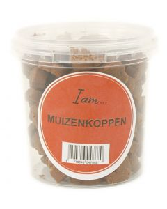 I Am Muizenkoppen 155 Ml 95 Gr