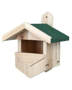 Trixie Nestkast Voor Halfholenbroeders 25x21x31 Cm