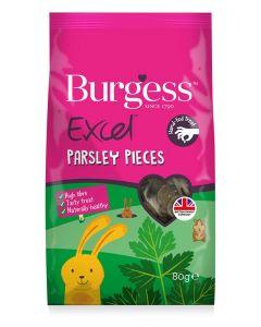 Burgess Excel Baked Treats Peterselie 80 Gr