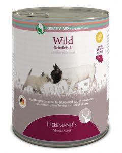 Herrmanns Pure Wild 800 Gr