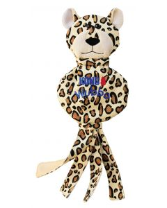 Kong Wubba No Stuff Cheetah 40x15,5x2 Cm