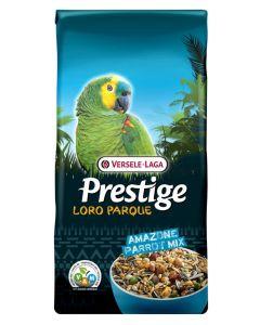 Versele-laga Prestige Premium Loro Parque Amazon Parrot Mix 15 Kg