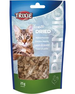 Trixie Premio Freeze Dried Kippenharten 25 Gr