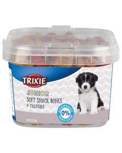 Trixie Junior Soft Snack Bones Met Calcium 140 Gr
