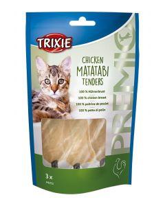 Trixie Premio Chicken Matatabi Tenders 55 Gr