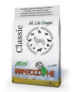 Farm Food Classic Mini Pup Kleine Rassen 2 Kg