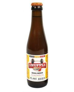 Snuffle Hondenbier Kipsmaak In Glazen Fles 25 Cl